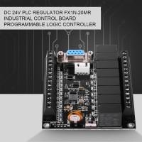 24V PLC FX1N-20MR Industrial Control Board Programmable Logic Controller 32Bit
