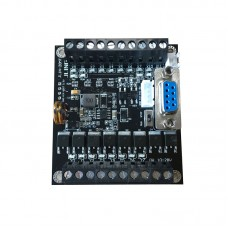 FX1N-20MT PLC Board Time Relay Delay Module 10-28VDC Industry Controller Relay