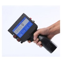 Intelligent Handheld Inkjet Printer Touch Screen Ink Date Coder Coding Machine