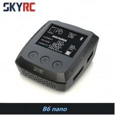 SKYRC B6 nano LiPo Battery Charger Discharger 15A/320W DC 9-32V Mini Charger for LiFe/ Lilon/ LiPo/ LiHV/ NiMH/ NiCd/ PB Battery