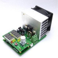 20A 20V 100W Multi-function Constant Current Electronic Load Power Battery Capacity Internal Resistance Test