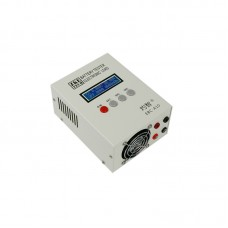 Battery Charge Discharge Capacity Tester 0-18V 0-30V 5-10A 75W Power Bank  Power Test Online EBC-A10+