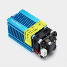 Mini EL01 445nm 2500mw Laser Module Cutter Metal Engraving 3D DIY Machine Engraver with Blue Laser Diode
