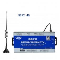 S272 GSM 4G M2M RTU Remote Control Terminal Quadband Built in GSM GPRS Module