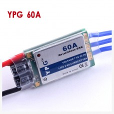 YPG SBEC 60A 2~6S Brushless Speed Controller ESC High Quality For RC Model Airplane