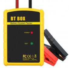 BT Box Car Battery Tester Analyzer 12V Car Automotive Charge Cranking Analyzer