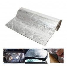1M x 8M 10mm Sound Deadener Closed Cell Foam Car Insulation Sound Deadener Noise Proofing