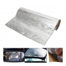 1M x 8M 10mm Sound Deadener Closed Cell Foam Car Insulation Sound Deadener Noise Proofing