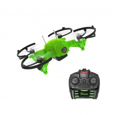 Flyingfrog FPV RC Racing Drone Quadcopter 1000TVL Camera VR006 Goggles Switch Freq Transmitter