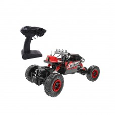 1/14 2.4G 4WD FPV Racing RC Car Remote Control with High Speed Wing Goggles