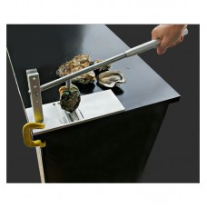 Oyster Shucker Machine Adjustable Oyster Opener For Small Medium Sized Big Oysters