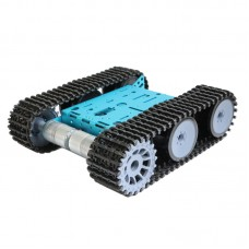 Smart Tank Robot Chassis Robot Tracked Car Platform w/ Motors For Arduino Raspberry PI DIY Robot Toy