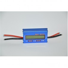 0-100A 0-60V DC RC Airplane Battery Power Meter Analyzer Helicopter Watt Balancer