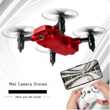 Foldable RC Quadcopter Mini RC Drone RC Helicopter Without Camera