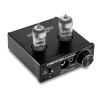 6J9 Vacuum Tube Headphone Amplifier USB ASIO Sound Card LINEPAUDIO A962