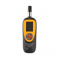 Digital Temperature Humidity Meter Tester Instrument Gauge Monitor Air Measure High Precision HT-96