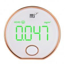 HCHO Formaldehyde Detector 0-3mg / m3  Gas Leak Detector HT-402