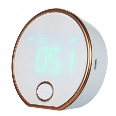 PM 2.5 Detector Digital Air Quality Monitor Indoor Air Particle Counter HT-403