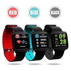 Bluetooth Bracelet Watch Heart Rate Bracelet Watch Fitness Activity Tracker Wristband BL89