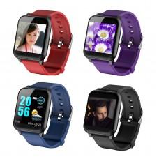 Bluetooth Bracelet Watch Heart Rate Bracelet Watch Fitness Activity Tracker Wristband Z02