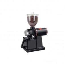 220V Electric Coffee Grinder Electric Coffee Mill Machine Home Coffee Bean Grinder Black