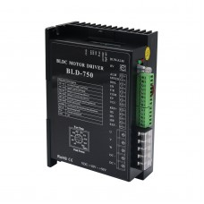 BLD-750 BLDC DC Brushless Motor Driver Controller 750W w/ Hall for Brushless DC Motor