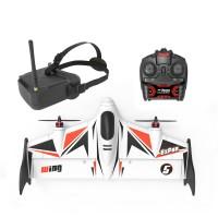 R500 RC Airplane Wingspan EPP FPV Racing Drone( Alt  Hold)VTOX YF-W001V1 6CH Remote Control