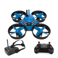 Micro FPV Quadcopter RC Drone With Camera 1000TVL & 5.8G 40CH FPV Goggles YF-D008