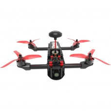 Racer 250 PRO FPV Drone with 1000TVL CCD Camera
