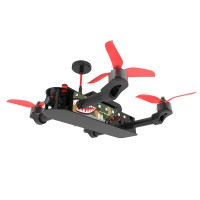 8CH RC Control Racer 250 PRO FPV Drone with 1000TVL CCD Goggles