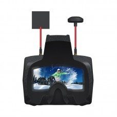 "5"" FPV Goggles 5.8G 40CH Raceband HD 1080p with HDMI Headphone Jack"
