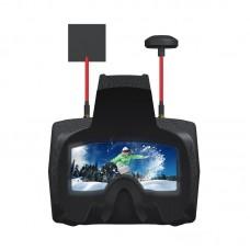 "5"" FPV Goggles 5.8G 40CH Raceband HD 1080p with HDMI Headphone Jack"