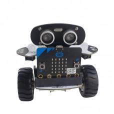Microbit Robot Kit Programmable Robot RC Car APP Control Web Graphic Program without Microbit