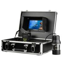 360 Degree Rotation Waterproof 100M Underwater Monitoring System Fishing DVR Camera