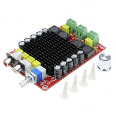 Digital Audio Amplifier Board TDA7498 Class D Amp Board Dual Channel 2*100W DC14-32V