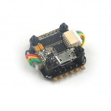 TeenyF4 Pro Flytower with Flight Controller + OSD BLHELI_S 4 in 1 ESC for Racing Drone Quadcopter