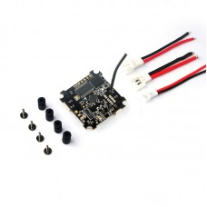 Beecore VTX Brushed Flight Controller with Betaflight OSD 25mW VTX Smartaudio for Tiny6/6x/7/7x Drone