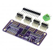 PCA9685 Module 16 Channel 12-Bit PWM/Servo Driver Fm+I2C Interface for Arduino Raspberry