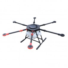 15L 6 Axis Agricultural Drone Multicopter UAV Drone with Auto/Semi-auto Spraying System for Farming
