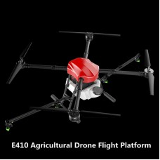EFT E410 1300mm Wheelbase Waterproof Agricultural Drone with Spraying Flight Platform 10KG/10L Folding UAV Quadcopter