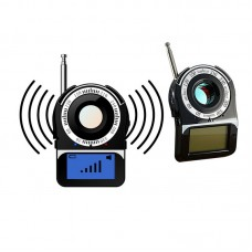 CC309 RF Signal Detector wireless Hidden Camera Tracking Device GPS Finder System