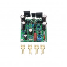 Class AB Audio Power Amplifier Board Finished Dual-Channel 150-350W MOSFET L7