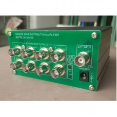 200MHz Square Wave Distribution Amplifier 8 Output Port