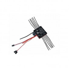 4-In-1 ESC 20A Quattro 20A 4 UBEC 4 In 1 Brushless ESC for Four-Axis Aircraft