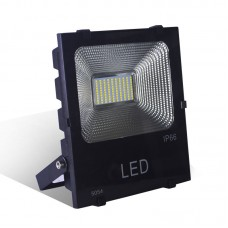 50W LED Flood Light Wall Outdoor Spotlight IP66 2835 Chip Pure White/Warm White/Natural White