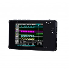 LA104 Digital Logic Analyzer 4 Channels 2.8Inch Screen Oscilloscope SPI IIC