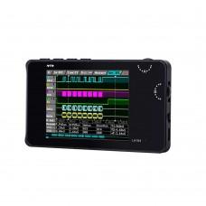 LA104 Digital Logic Analyzer 4 Channels 2.8Inch Screen Oscilloscope SPI IIC