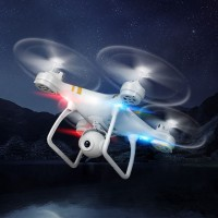 RC Quadcopter Drone 3D Flips WiFi FPV Real-Time for Beginner TXD-8S