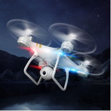 RC Quadcopter Drone w/Camera 720P 3D Flips WiFi FPV Real-Time for Beginner TXD-8S