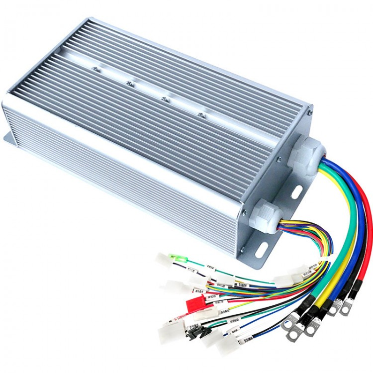 72V 2500W Electric Bicycle E-bike Scooter Brushless DC Motor Speed Controller US
